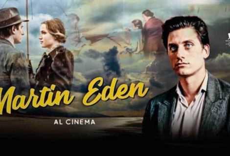 Recensione Martin Eden: Marinelli istrionico nel meta-cinema di Marcello