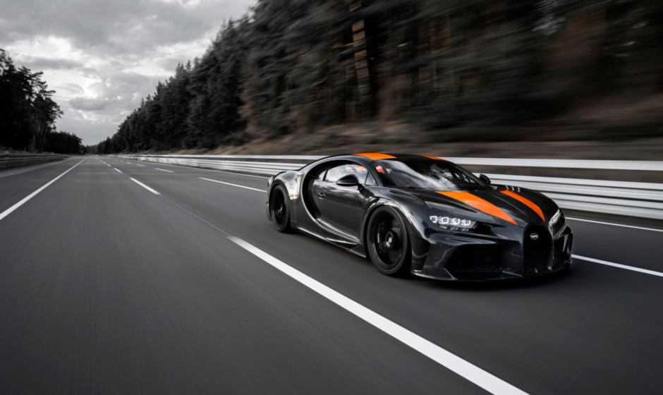 Pilot Sport Cup 2 su Bugatti Chiron per un nuovo record