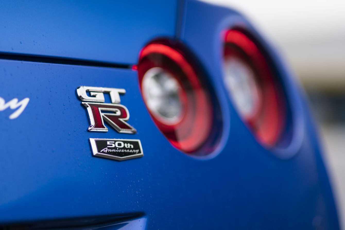 Nissan GT-R 50th Anniversary e 370Z 50th Anniversary a Milano