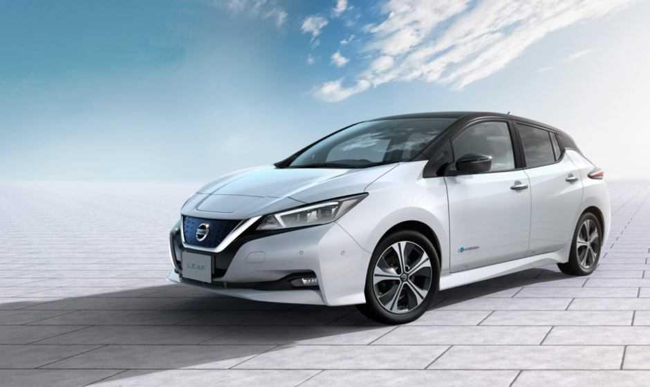 Nissan LEAF: dieci successi per dieci anni di mobilità elettrica