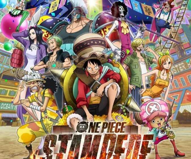 One Piece: Stampede, anteprima in lingua originale nei cinema The Space