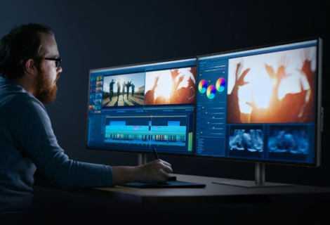 Da BenQ il nuovo monitor AQCOLOR P3 Thunderbolt 3