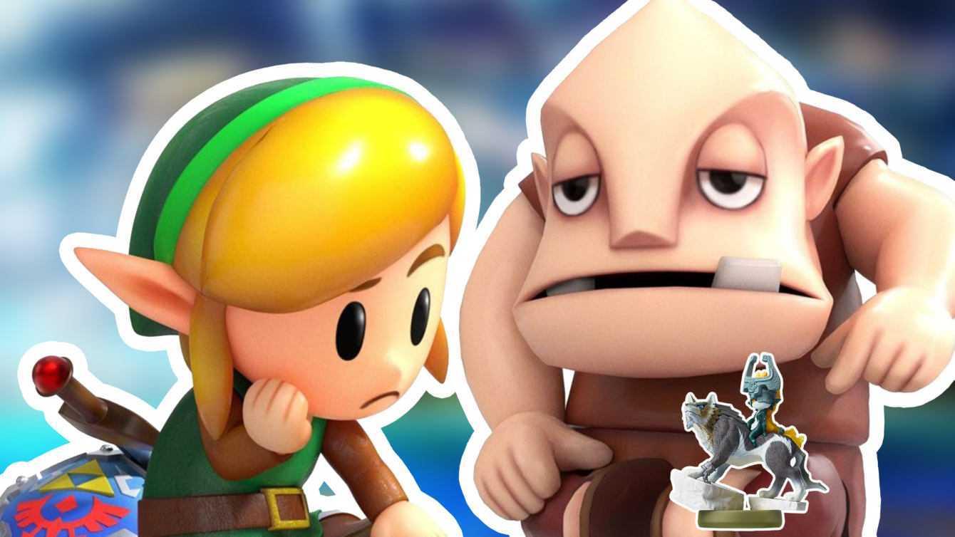 The Legend of Zelda: Link's Awakening, guida agli Amiibo