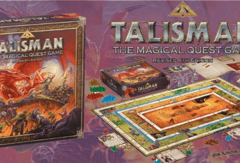 Recensione Talisman - The Magical Quest Game (4° edizione)