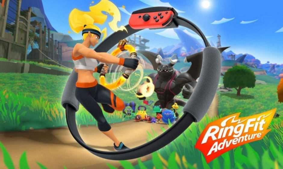 Ring Fit Adventure: Juliana Moreira nuova testimonial di Nintendo