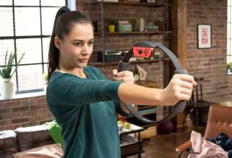 Ring Fit Adventure: seguito al successo di Wii Fit e Sports?