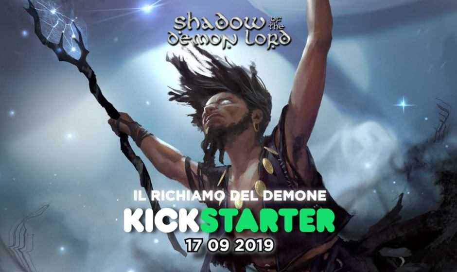 Shadow of the Demon Lord: apre il nuovo Kickstarter