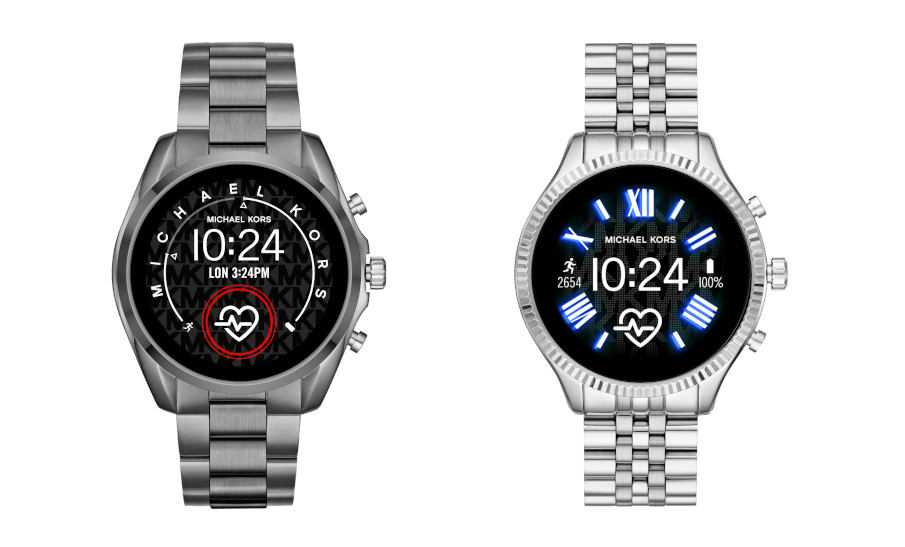 Smartwatch Michael Kors Lexington 2, Bradshaw 2 e MKGO: tanto stile!