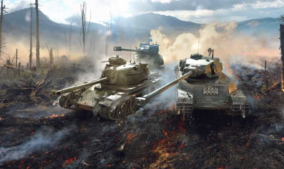 Giancarlo Fisichella diventa partner di World of Tanks Blitz