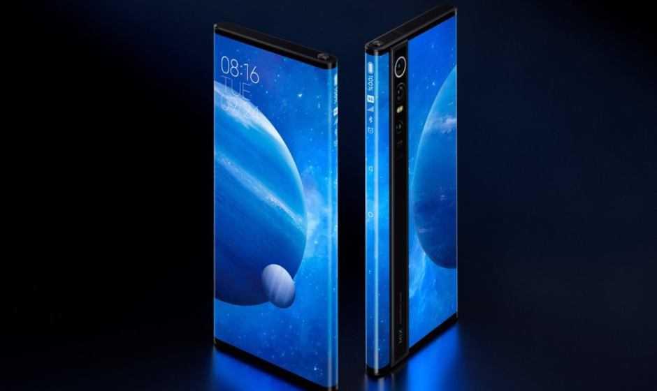 Xiaomi Mi Mix Alpha: specifiche, prezzo e uscita del primo device con display a 360°