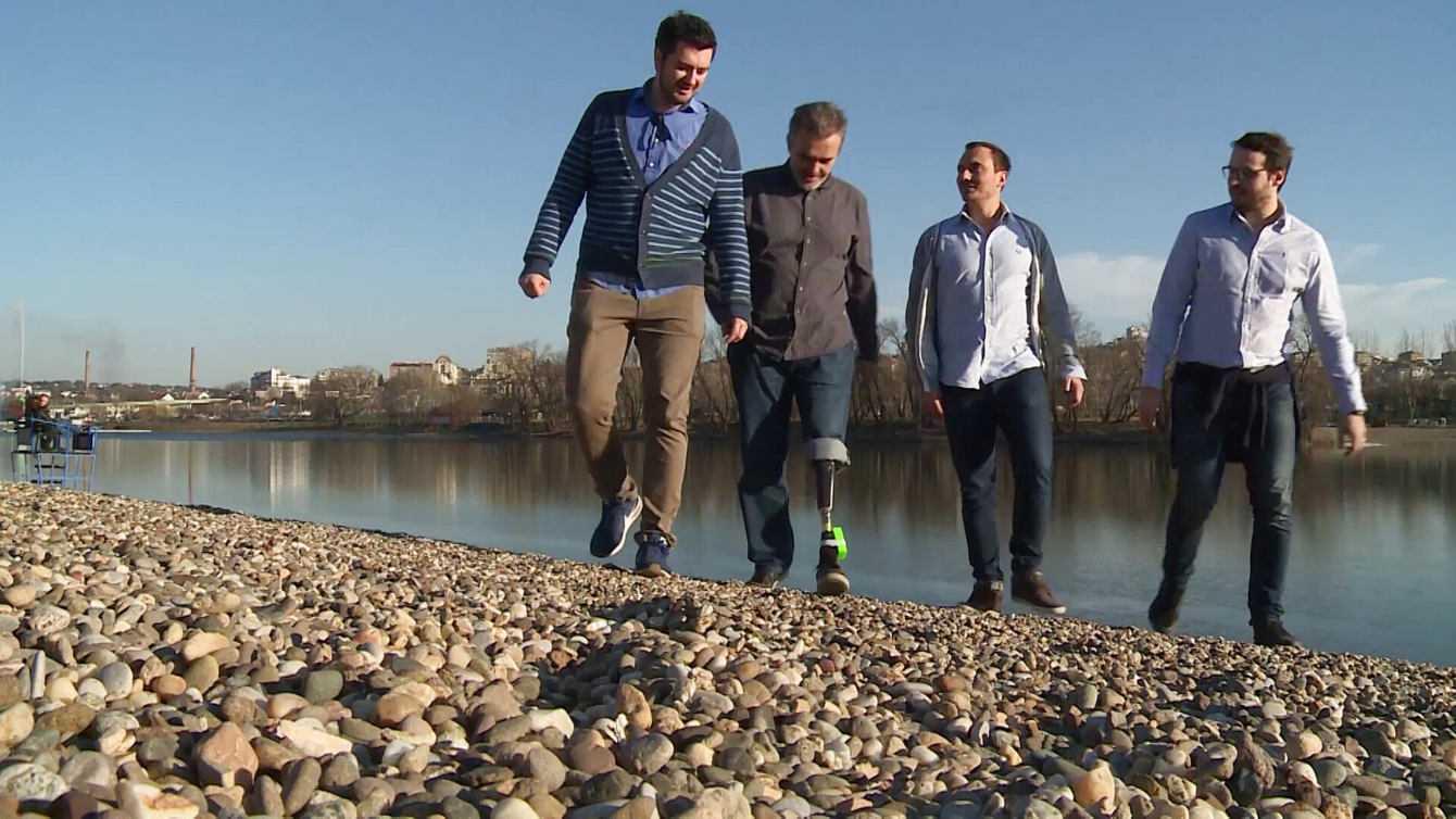 Protesi High Tech: sensazioni di un arto reale tramite stimolazione nervosa | Tecnologia