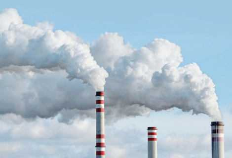 Emissioni di CO2: l'inquinamento abbassa la produttività   Ecologia