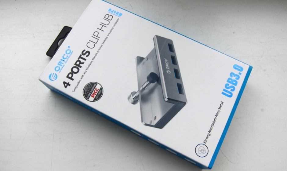Recensione Orico MH4PU: l'Hub USB elegante e funzionale