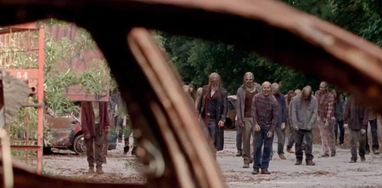 The Walking Dead 10: analisi del trailer dell'episodio 10x02