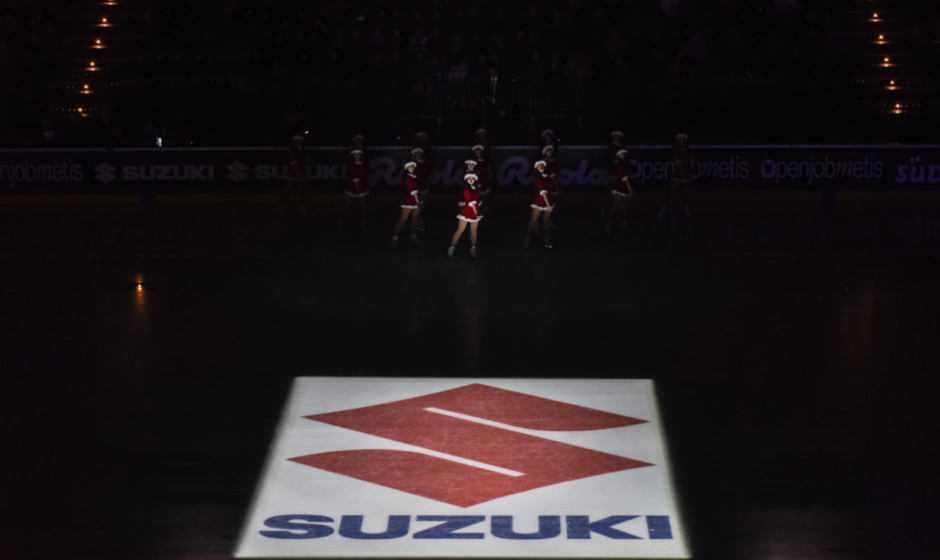 Gamma Suzuki HYBRID: Porte Aperte il 19 e 20 ottobre