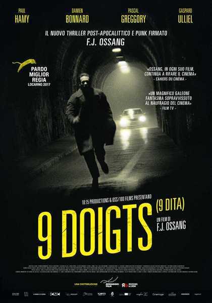 F.J Ossang presenta 9 Doigts al Ravenna Nightmare Film Fest