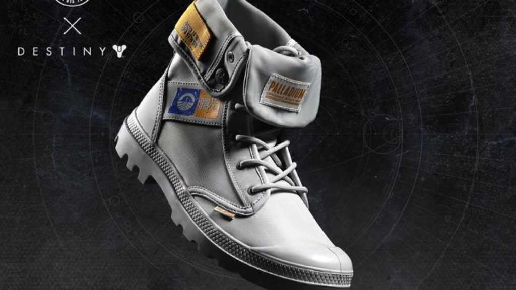 Destiny 2: in arrivo le scarpe in edizione limitata di Palladium
