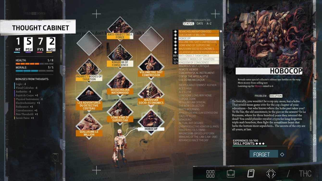 Recensione Disco Elysium: un RPG unico
