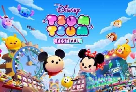 Disney Tsum Tsum Festival è disponibile da oggi