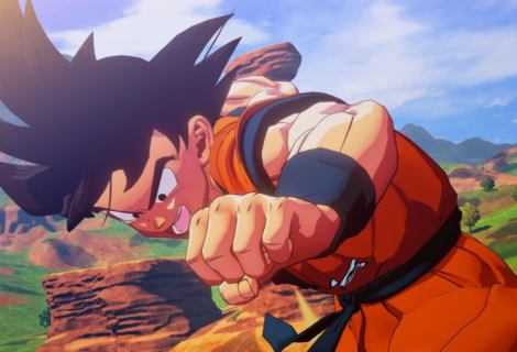 Dragon Ball Z: Kakarot, esplorabile online la mappa del gioco