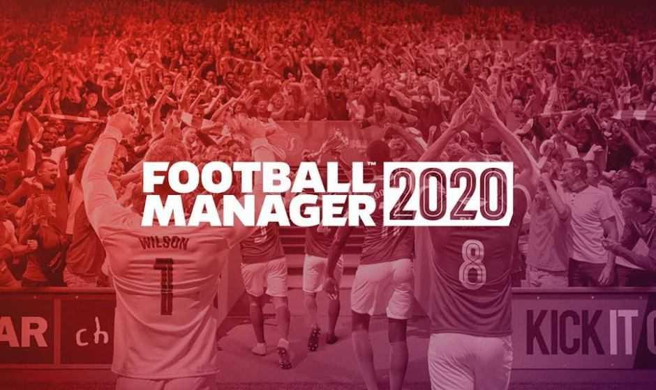 Svelata la data di uscita di Football Manager 2020