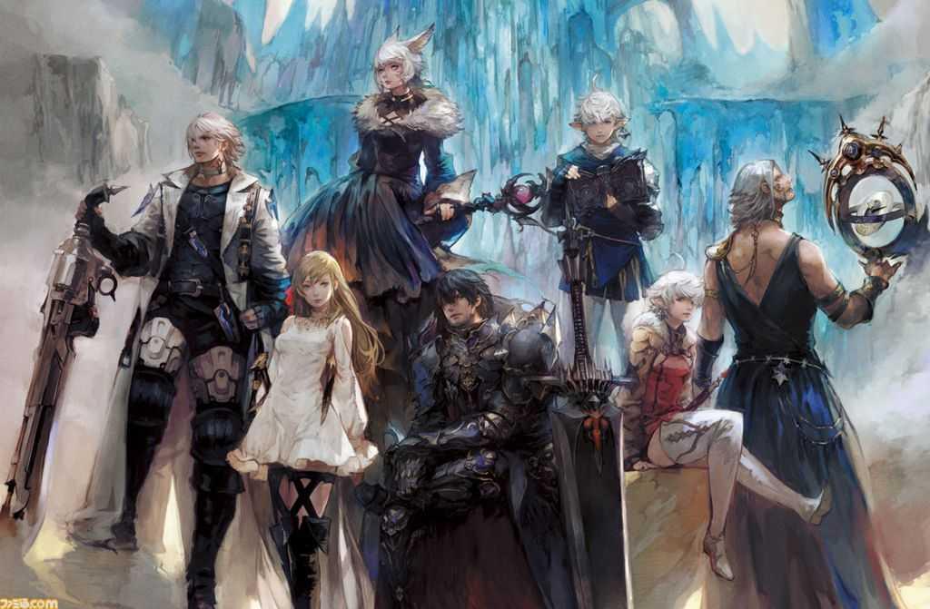 Final Fantasy XIV e Nier si incontrano nella nuova patch