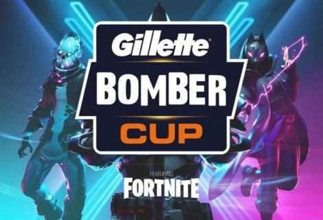 La Gillette Bomber Cup di Fortnite torna a Lucca