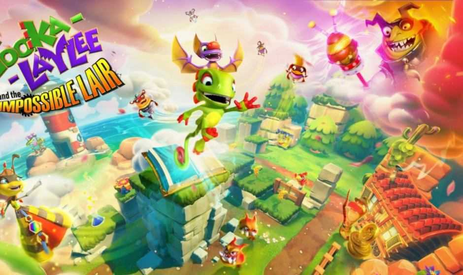 Recensione Yooka-Laylee and the impossible Lair: impossibile resistere?