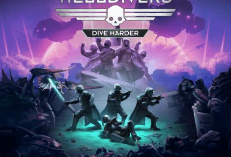 Annunciato il nuovo aggiornamento Dive Harder per Helldivers