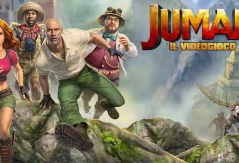 Jumanji: Il Videogioco è in arrivo su PS5