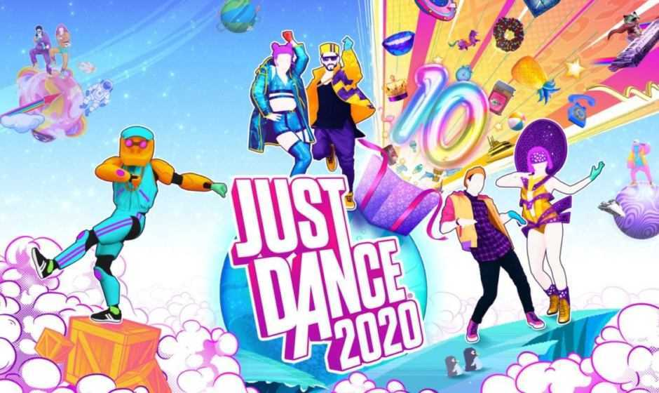 Just Dance 2020 è finalmente disponibile
