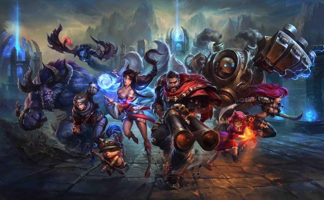 League of Legends, Wootbox mostra il pacco per i 10 anni