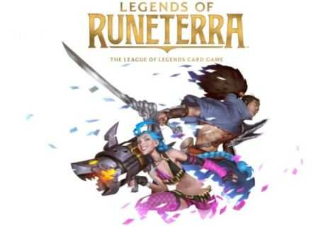 Riot Games: aperte le pre-registrazioni per Legends of Runeterra