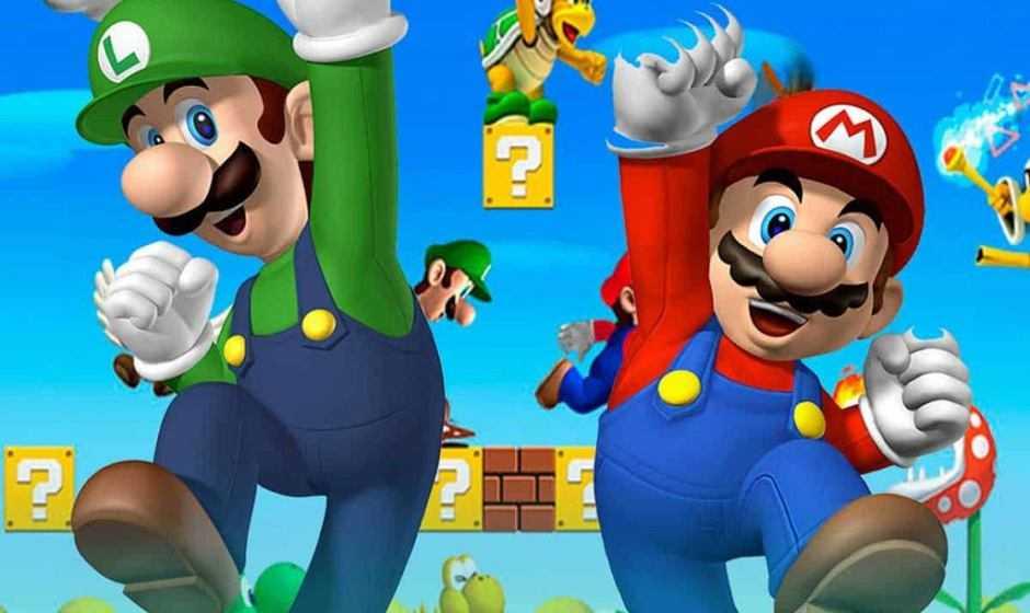 Super Mario e Nintendo vi aspettano da Auchan e Simply