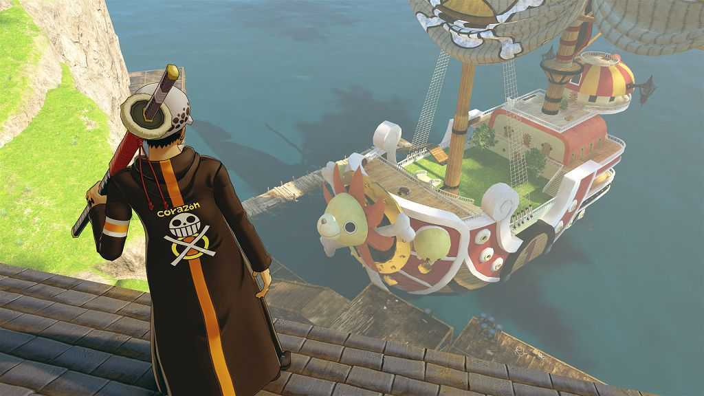 The Unfinished Map, nuovo DLC di One Piece: World Seeker