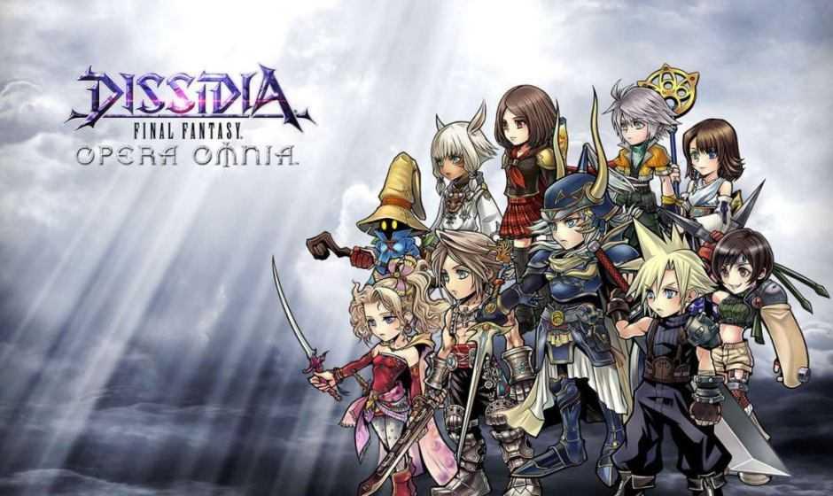 Dissidia Final Fantasy Opera Omnia: promozioni autunnali!