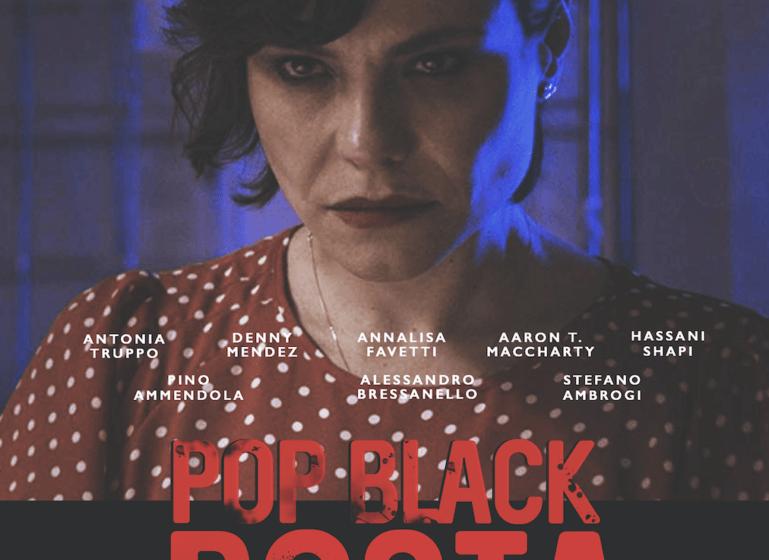 Pop Black Posta al cinema Rossini di Venezia il 25 ottobre