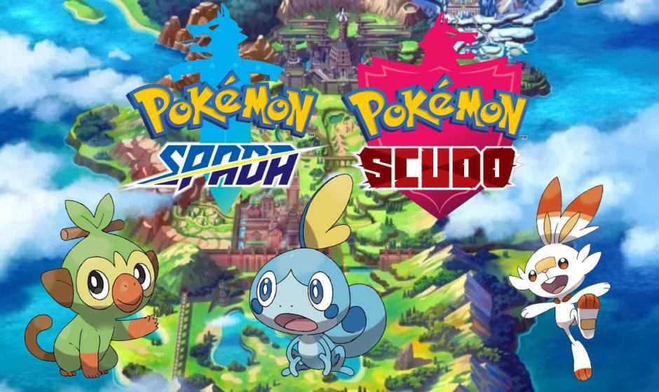 Pokémon Spada e Scudo: raid di Magikarp come pesce d'aprile