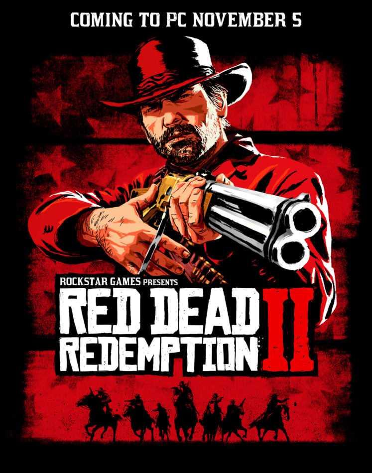Red Dead Redemption 2: annuncio ufficiale su PC!