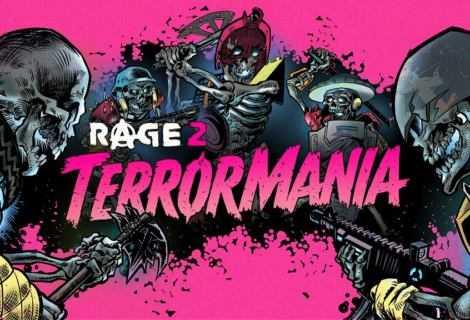 RAGE 2: il nuovo DLC TerrorMania disponibile ora