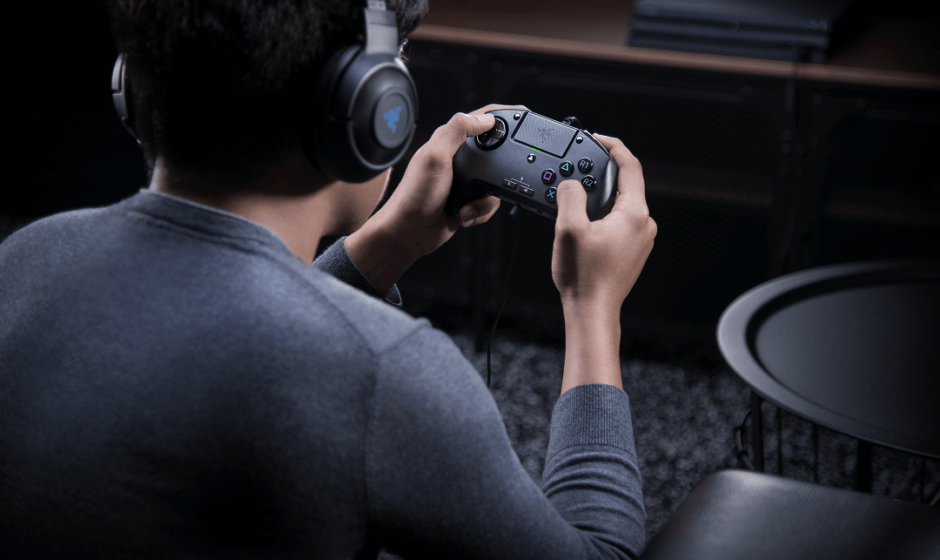 Razer Raion: il nuovo fightpad arcade per PS4 e PC