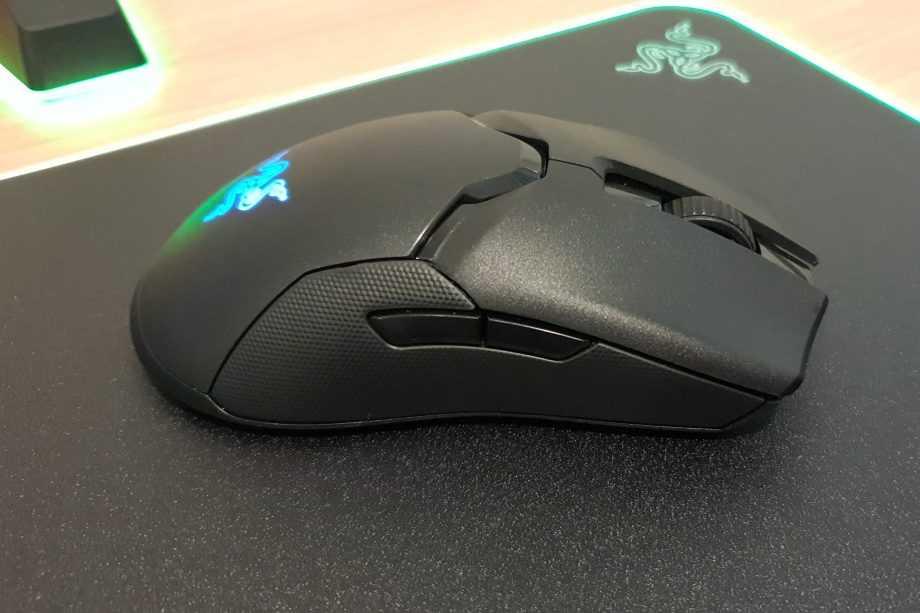 Razer presenta Viper Ultimate, il suo mouse wireless più rapido