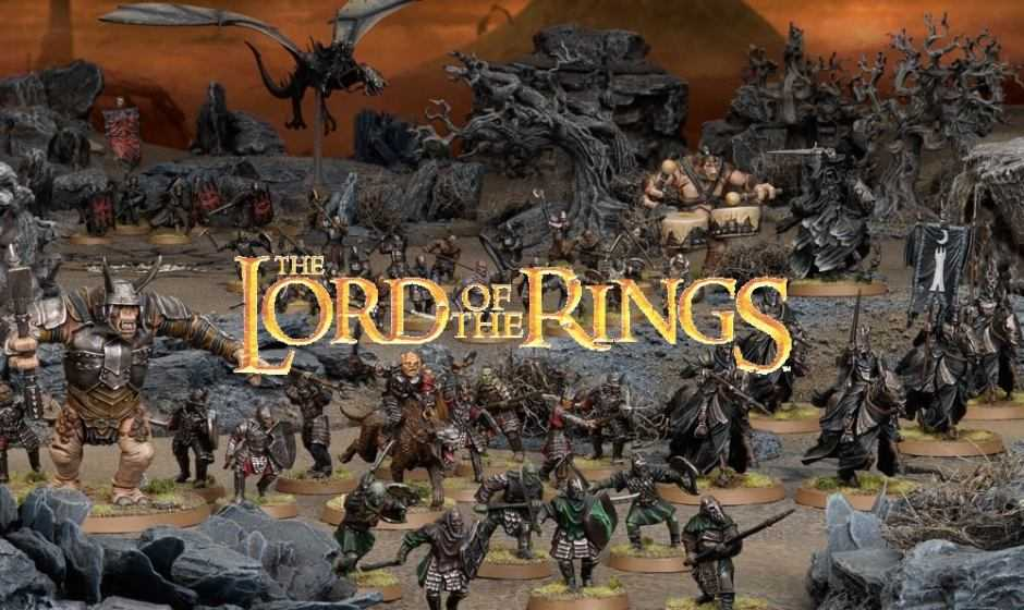 Come dipingere miniature Games Workshop – Tutorial 42: Troll di Mordor