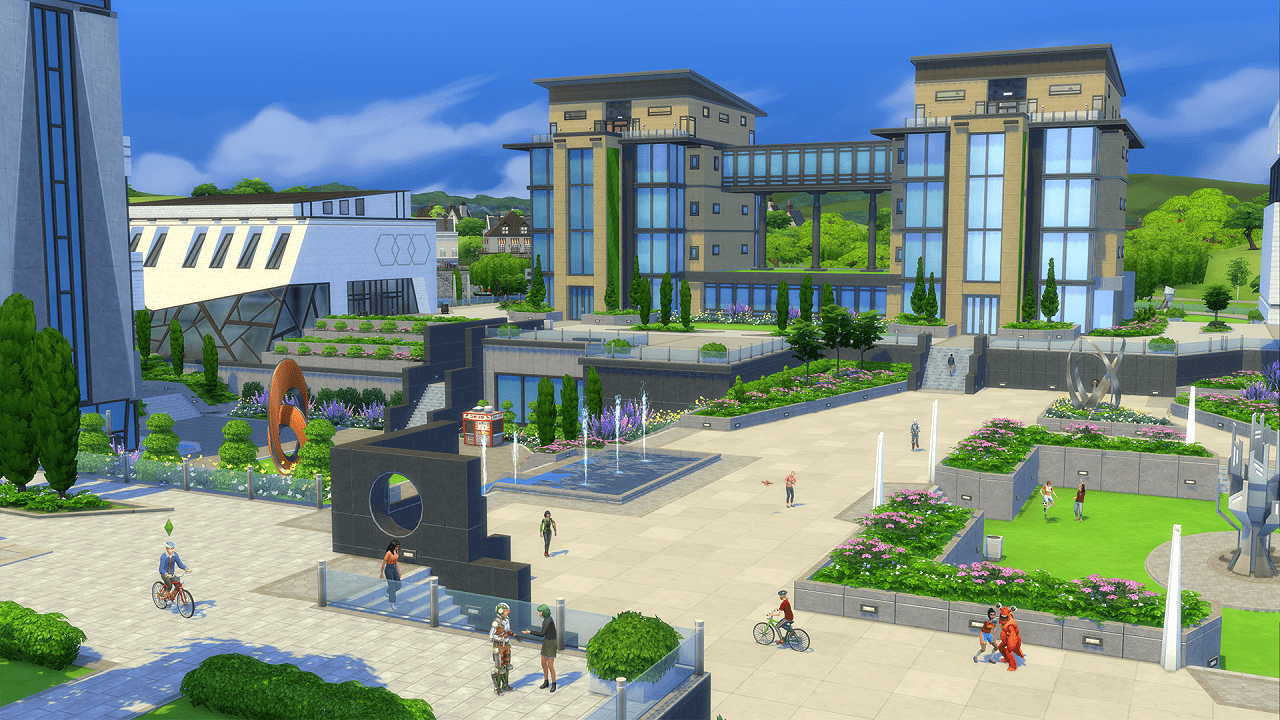 The Sims 4: tra i banchi di scuola con Discover University