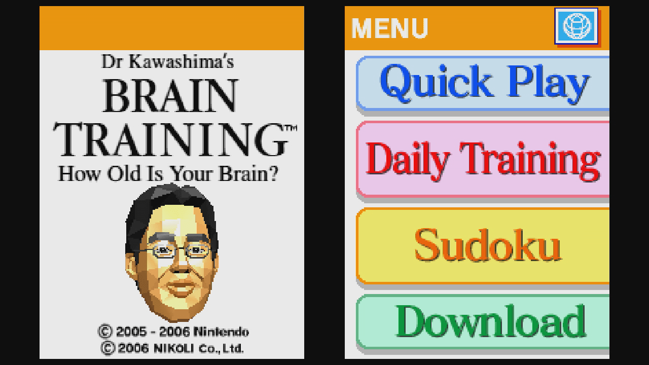 Annunciato Brain Training per Nintendo Switch!