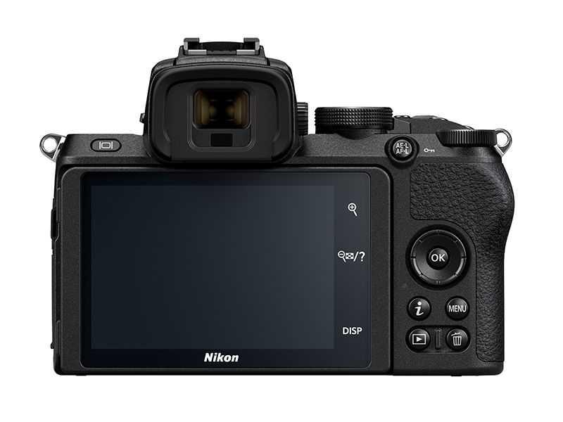 Nikon Z 50: specifiche della mirrorless APS-C con l'anima di D500