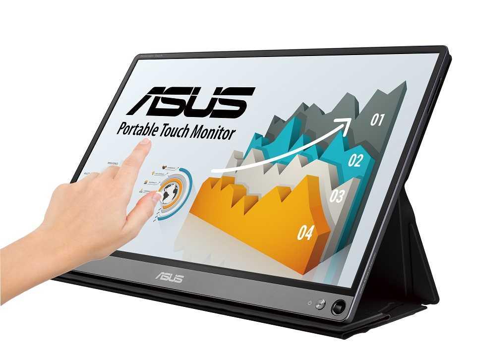 ASUS ZenScreen Touch è ora disponibile in Italia