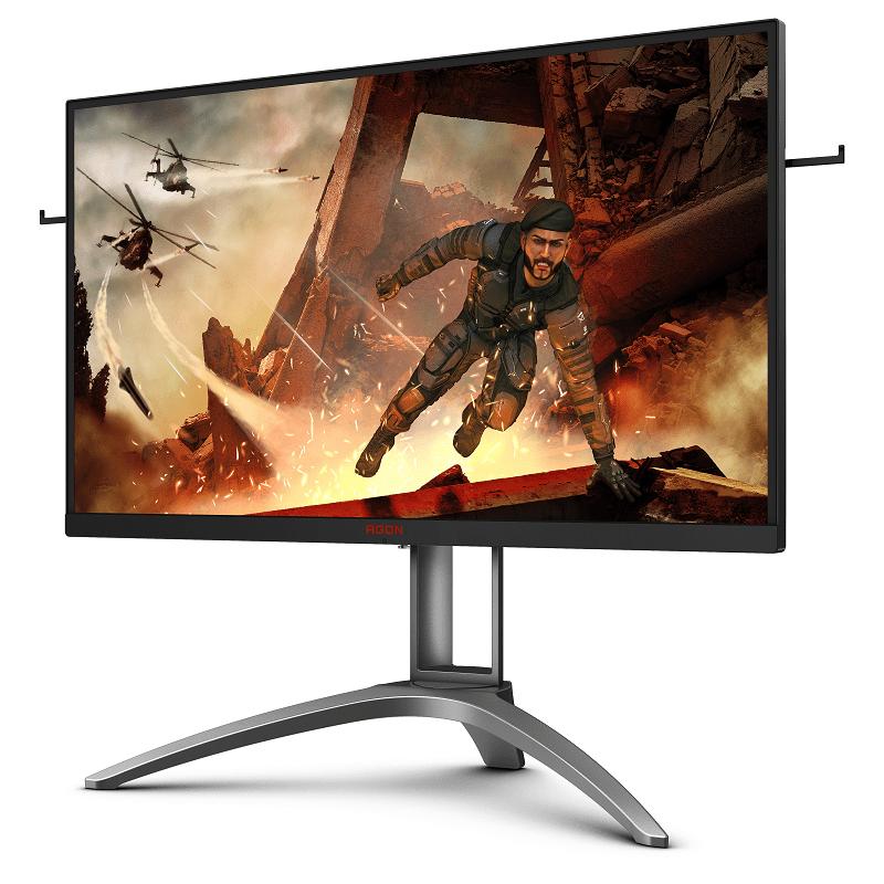 AOC annuncia il nuovo AG273QX: display da competizione QHD