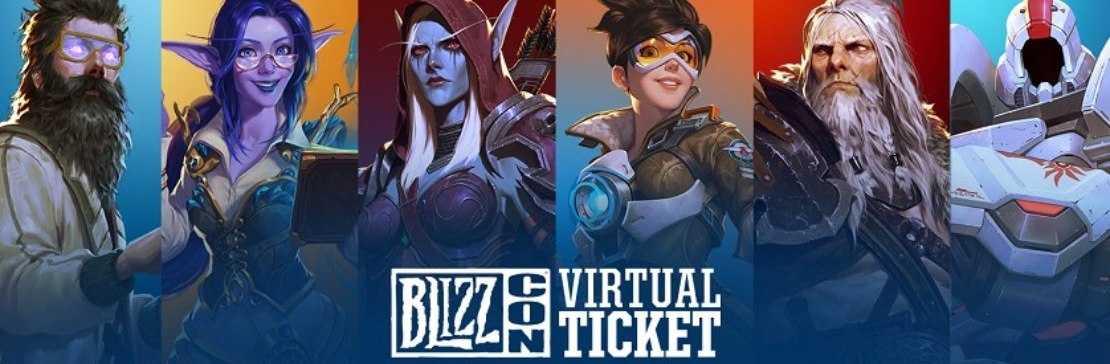 Blizzcon 2019: i biglietti virtuali sono finalmente disponibili