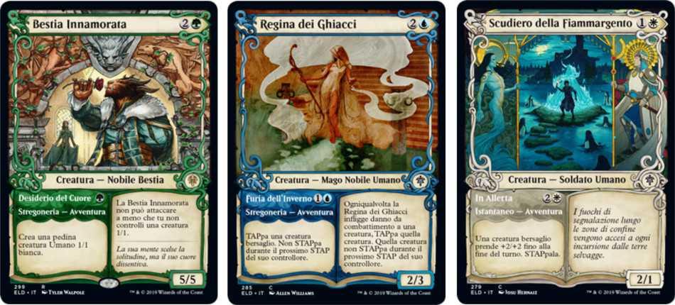 Il Trono di Eldraine: arriva la nuova espansione Magic sulle fiabe